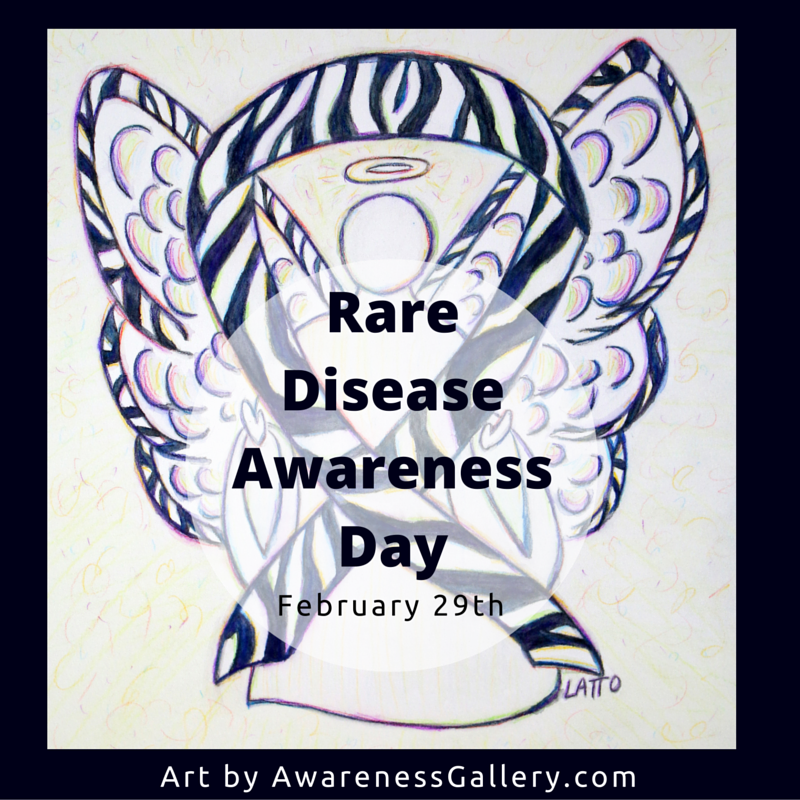 Rare Disease Day is February 29th