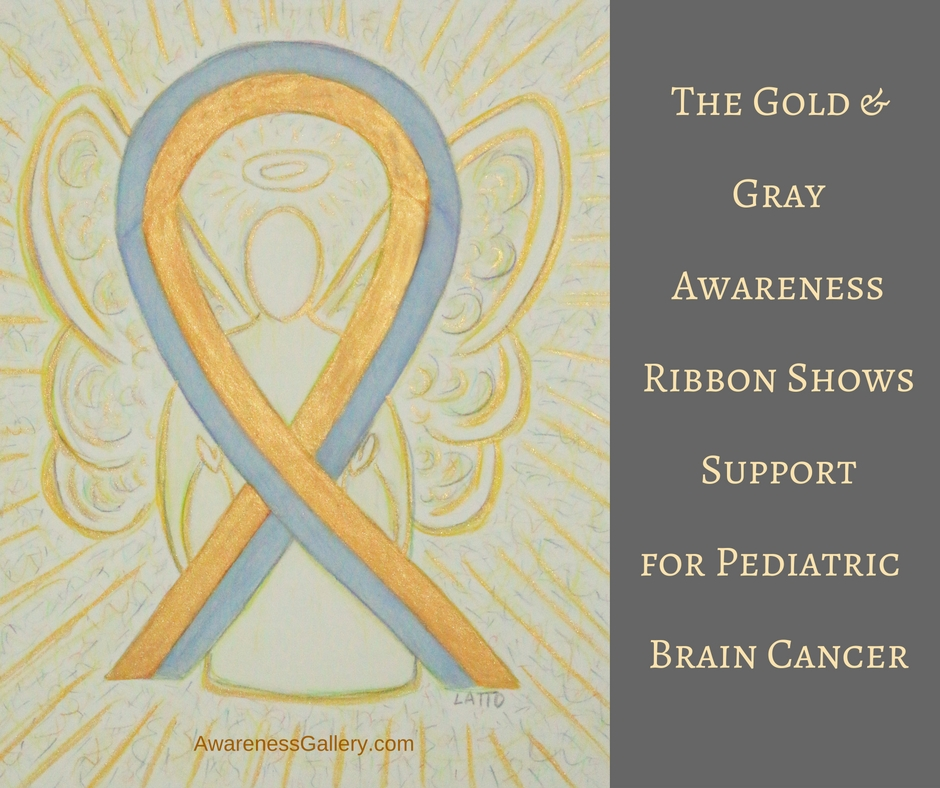 Childhood Cancer Awareness Month for Kids with Brain Cancer