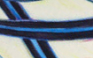 Icon Black and Blue Awareness Ribbon Gifts