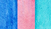 Thyroid Cancer Blue, Pink, & Teal Awareness Ribbon Icon